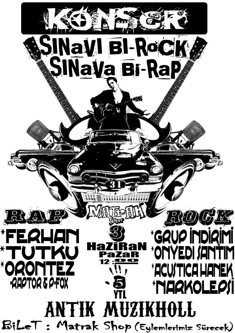 Sinavi bi rock sinava bi rap 31 05 2007